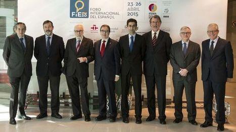 El Foro Internacional del Español 2015 impulsará el idioma español como activo generador de negocio   Uso adecuado de la tecnología. No es tan difícil.   Scoop.it
