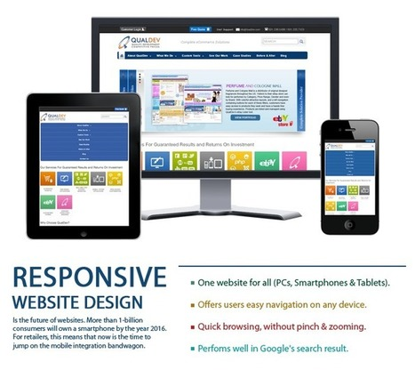 QualDev Blog - Latest Tips & Updates of IT Industr | android mobile application development by Qualdev | Scoop.it