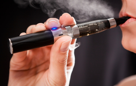 Explainer: what are electronic cigarettes? | Smoking Cessation News | Scoop.it