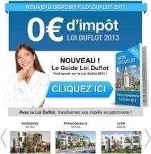 Le prix du m² dans les grandes villes de France - Investir, Défiscalisation, loi duflot, entrepreneur,crédit   Promotion immobilière 56   Scoop.it