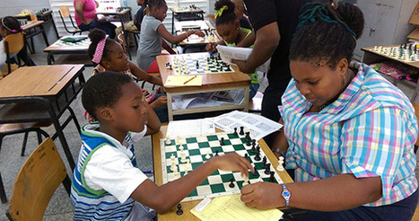 Winning big with chess and Rotary | Rotary News and Ideas | Scoop.it