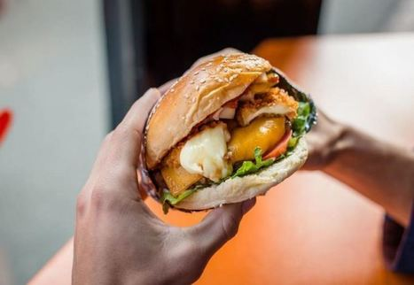 This restaurant will give you free burgers for life if you do one little thing | B2B OP TBS | Scoop.it