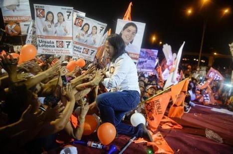 Keiko Fujimori, la heredera del voto populista de la DICTADURA | MAZAMORRA en morada | Scoop.it