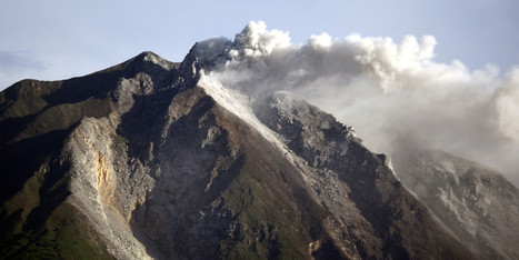 Indonesia's Mount Sinabung Volcano Erupts, Villages Covered In Thick Ash - Huffington Post | Geology | Scoop.it