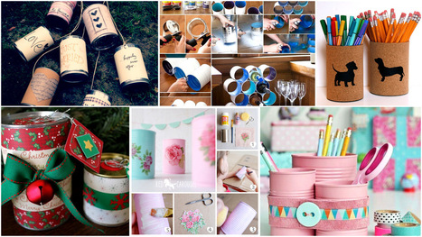 19 Creative Re-purposed DIY Tin Cans Projects That You Must Try | Homesthetics | Scoop.it