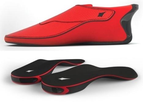 Le smart shoes, una tecnologia indossabile | mariagraziapitrelli | Scoop.it