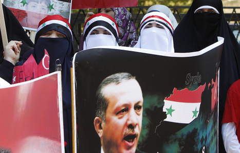 Turkey's Hand in the Syrian Opposition | Coveting Freedom | Scoop.it