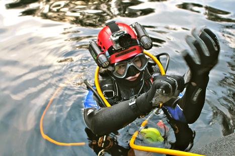 Underwater discovery reveals 14,550 year-old human mastodon hunters | Carnets de plongée | Scoop.it