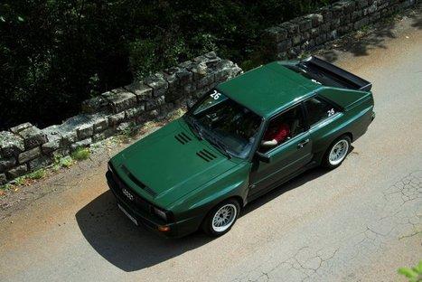 Oldtimer Audi Sport Quattro | Chefauto | Scoop.it