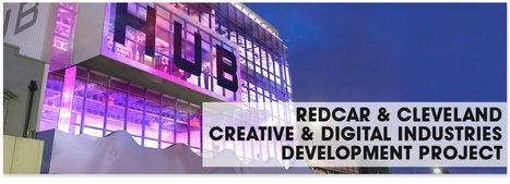 Creative and Digital Industries Development | Digital Teesside | Scoop.it