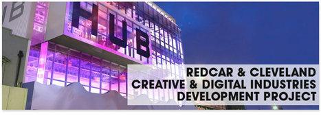 Creative and Digital Industries Development | Digital Teesside | Scoop.it