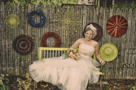 A Bride In My Garden and Love In My Heart | Annie Haven | Haven Brand | Scoop.it