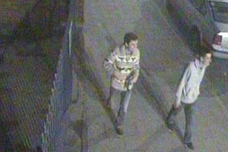 Two men seen on CCTV could hold key to murder of student stabbed in the heart and robbed | SAT Exams | Scoop.it