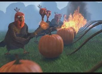 New animation Free Birds sees turkeys trying to get themselves off the menu ... - euronews | 3D animation transmedia | Scoop.it
