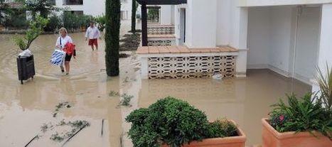 Más de 700.000 españoles viven en zonas de riesgo de inundación | España | EL PAÍS | GEOGRAFIA SOCIAL | Scoop.it
