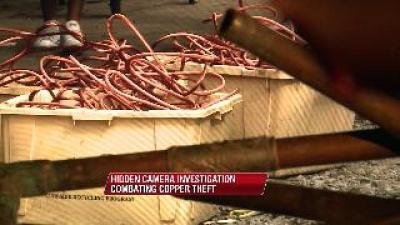 Hidden Camera Investigation: Why Copper Theft Laws Aren't Protecting You ... - WREG | Copper & Metals Theft | Scoop.it