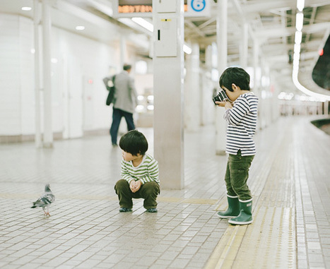 Les aventures d'Haru et Mina dans le Grand Monde – Lense.fr | Street photography | Scoop.it