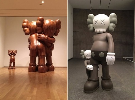 KAWS' Where the End Starts Powerful Exhibition | Landart, art environnemental | Scoop.it