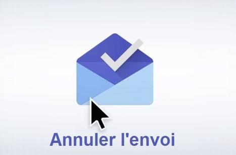 Google introduit l'annulation des envois dans Gmail - #Arobasenet.com | Going social | Scoop.it
