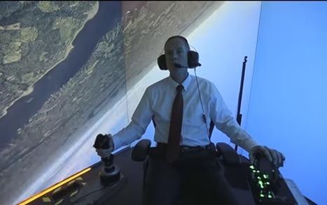 Haute voltige: quand un simulateur bat un colonel de l'US Air Force | Pulseo - Centre d'innovation technologique du Grand Dax | Scoop.it