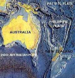 Plate Tectonics Indo-Australian Plate | Deep Earth Tectonic Plates | Scoop.it