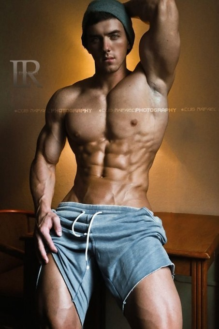 Chase Isaacs: Hot Fitness Model. Luis Rafael Photos | QUEERWORLD! | Scoop.it