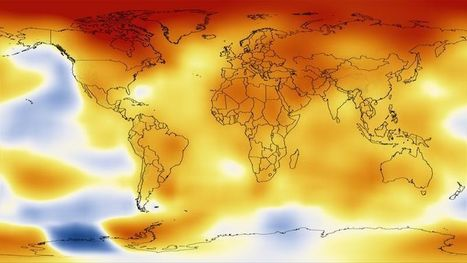 No, Now This Is Officially the Hottest Earth Has Ever Been [UPDATING] | Flash Trending News | Scoop.it