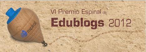 Inglés   Premio Espiral Edublogs 2012   Blogs in the English Classroom   Scoop.it
