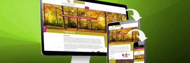 Mit Responsive fit für Smartphone und Tablet » agentur coalo