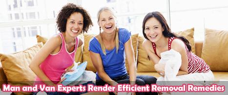 What Makes Man and Van Experts Render Efficient Removal Remedies? | Superman | Scoop.it