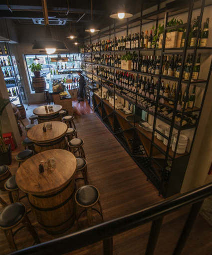 Shanghai's 12 Best Wine Bars | Grande Passione | Scoop.it