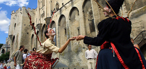 Avignon off : 1 400 pièces, record battu ! | théâtre in and off | Scoop.it