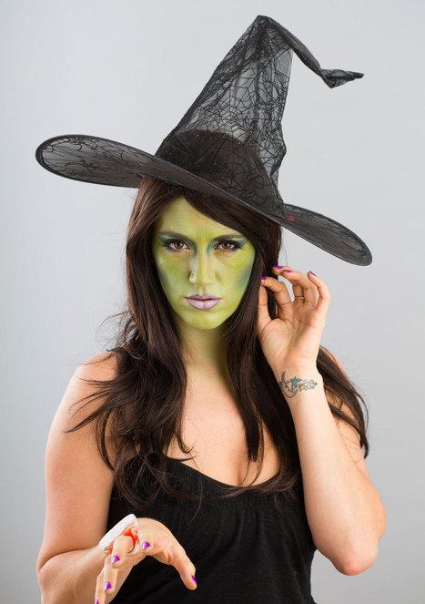 Masque d'halloween : Top Tuto Maquillage Halloween   Maquillage   Scoop.it