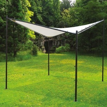 La tonnelle de jardin pour se protéger du soleil ou de la pluie | Ma maison doHit Belgique | Scoop.it