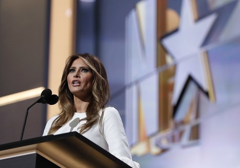 Melania Trump's speechwriter made a common mistake. Here's how to avoid it. | Multimedia Journalism | Scoop.it