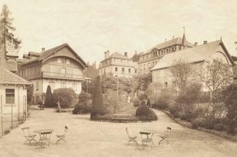 Grand Hôtel: une histoire tourmentée | Grand hôtel Le Hohwald | Scoop.it