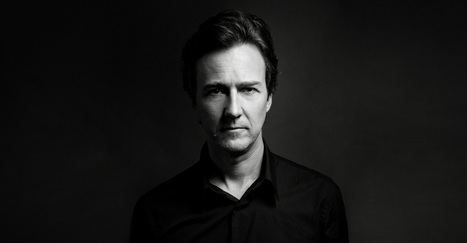 """Edward Norton: """"It's about balance""""   The importance of creativity in relation to achevment.   Scoop.it"""
