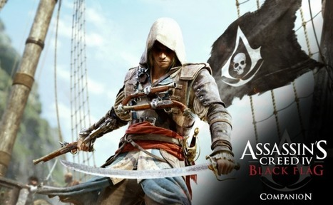 Assassin's Creed IV – L'application compagnon disponible sur Google Play | Geeks | Scoop.it