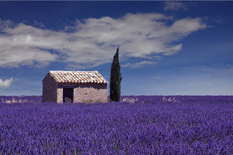 Les lieux mythiques de la Provence | Le temps de vivre | Scoop.it