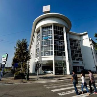 Bruxelles aura en 2017 un nouveau musée d'art moderne et contemporain   Art Market, Museums, Galleries & Trends   Scoop.it