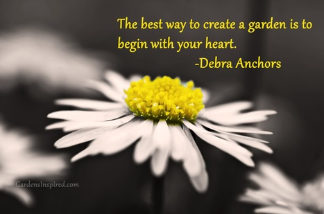 Quote by Debra Anchors | The Muse | Scoop.it