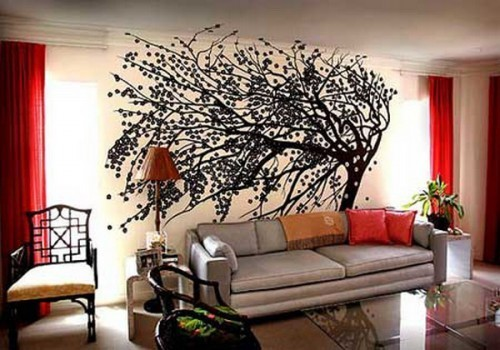 Fotos e ideas para pintar y decorar las paredes - Pintar y decorar paredes ...