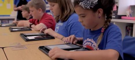 Kindle at School [Case Studies]   Educational Apps & Tools   Scoop.it