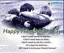 Happy Friendship Day 2014 Wishes, Wallpapers, Quotes | Entertainment, Movies & Gadgets | Scoop.it
