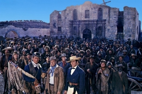 Il faut sauver Alamo - Dvdclassik | Actu Cinéma | Scoop.it