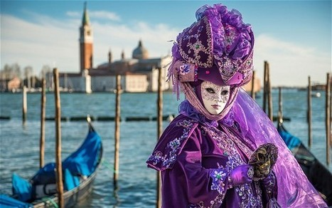 Venice Carnival 2015: details and guide - Telegraph | Games People Play | Scoop.it