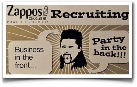 Zappos: #Innovacion en #RRHH y #Seleccion | Empresa 3.0 | Scoop.it