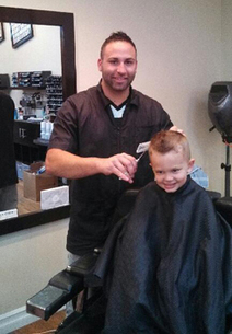 World Class Barber, Andrew Ranaletti - Niagarafallsreporter.com | mens hair styling | Scoop.it