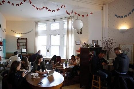 Londra: la tea-house è a tempo | Londra in Vacanza - London on holiday | Scoop.it