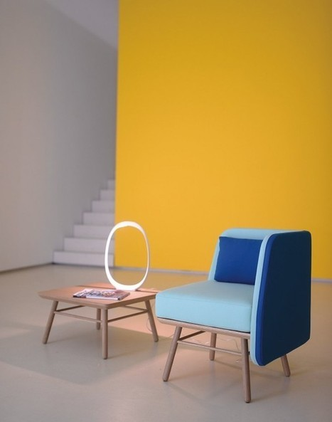 Bi Silla by Silvia Ceñal for Two Six » CONTEMPORIST | workplace creativity: innovation et travail | Scoop.it